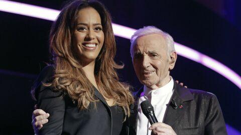 Mort de Charles Aznavour: Amel Bent raconte sa dernière rencontre avec son «père spirituel»