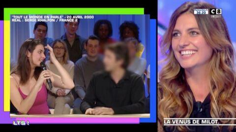 VIDEO Laetitia Milot: lors de sa première télé, elle était tombée sous le charme d'un célèbre acteur