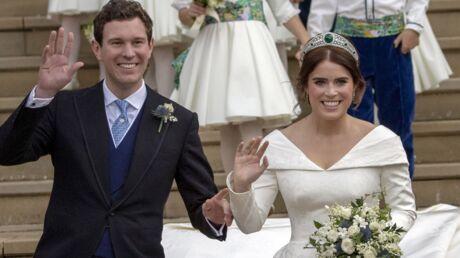 PHOTOS Mariage d'Eugenie d'York: découvrez les photos officielles du palais