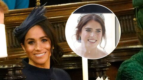Meghan Markle enceinte: comment a-t-elle volé la vedette au mariage d'Eugenie d'York?