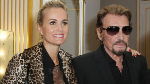 Album posthume de Johnny Hallyday : la belle déclaration du rocker à Laeticia