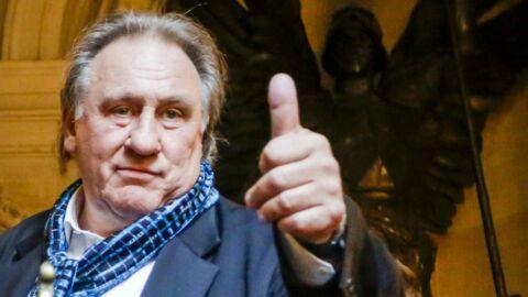 PHOTO Improbable! Gérard Depardieu prend la pose avec deux stars de téléréalité