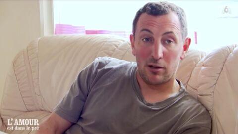 VIDEO L'amour est dans le pré: Thierry balance sur le comportement de Caroline hors caméra