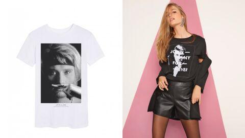 Pourquoi opter pour un T-shirt à l'effigie de Johnny?