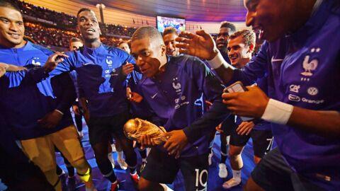Equipe de France: quand pourra-t-on ENFIN se procurer le maillot à deux étoiles?