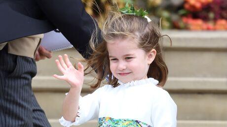 Mariage d'Eugenie d'York: la princesse Charlotte a totalement fait craquer les mariés