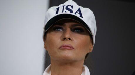Melania Trump: son avion en fumée forcé d'atterrir en urgence