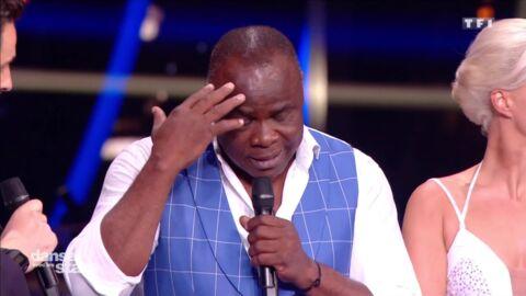 DALS 9: Basile Boli en larmes, ce détail qui l'a fait craquer en direct