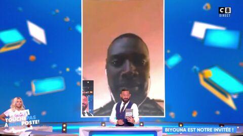 VIDEO Omar Sy: son numéro de téléphone dévoilé par erreur dans Touche pas à mon poste