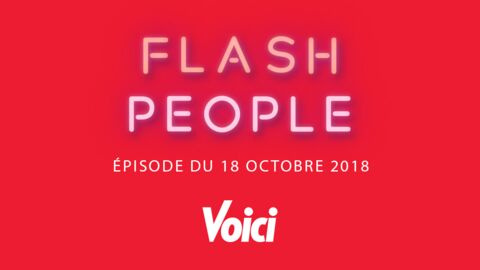 Podcast audio: David Hallyday n'aime pas le titre Mon pays, c'est l'amour, le mariage de Lady Gaga… Le Flash People du jour