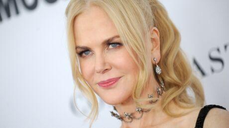 PHOTO Nicole Kidman métamorphosée pour son prochain rôle: l'actrice est méconnaissable!