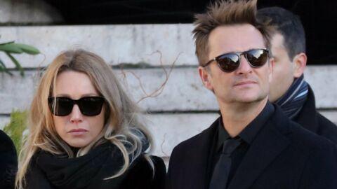 Album posthume de Johnny: le silence écrasant de David et Laura Smet