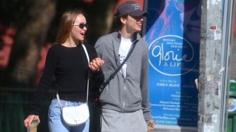 EXCLU Lily-Rose Depp amoureuse: découvrez ses photos in love avec Timothée Chalamet