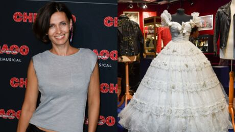 Johnny Hallyday: la robe de mariée d'Adeline Blondieau vendue en deçà des estimations