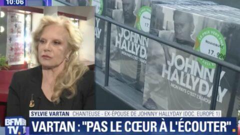 VIDEO Johnny Hallyday: Sylvie Vartan explique pourquoi elle ne veut pas écouter son album posthume