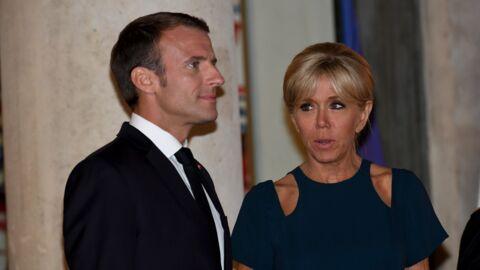 Brigitte et Emmanuel Macron: cette photo du couple qui ne rassure pas