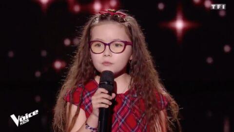 The Voice Kids: une candidate malade bouleverse le jury avec sa reprise de Serge Lama
