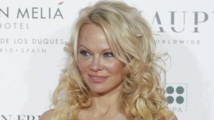 PHOTO Pamela Anderson: touchée par le message d'amour d'Adil Rami, elle lui fait une belle déclaration