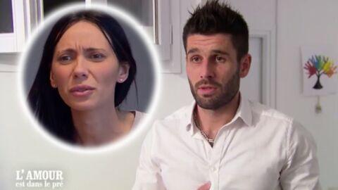 VIDEO L'amour est dans le pré 13: pourquoi Emeric a refusé d'embrasser Lucie
