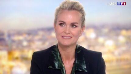 Laeticia Hallyday au JT de TF1: pourquoi la veuve de Johnny était très stressée face à Anne-Claire Coudray