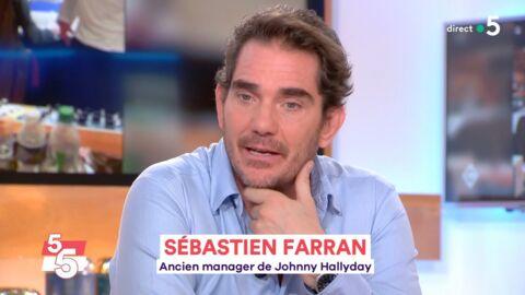 Johnny Hallyday: Sébastien Farran évoque «les moments d'angoisse» du rocker