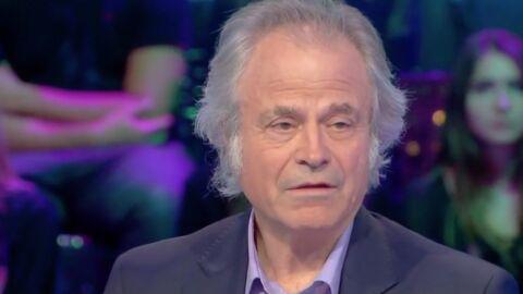 VIDEO Les terriens du dimanche: la chute impressionnante de Franz-Olivier Giesbert était truquée!