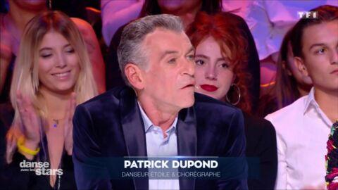 DALS 9 Patrick Dupond lynché par le public pour ses notes: il réagit enfin