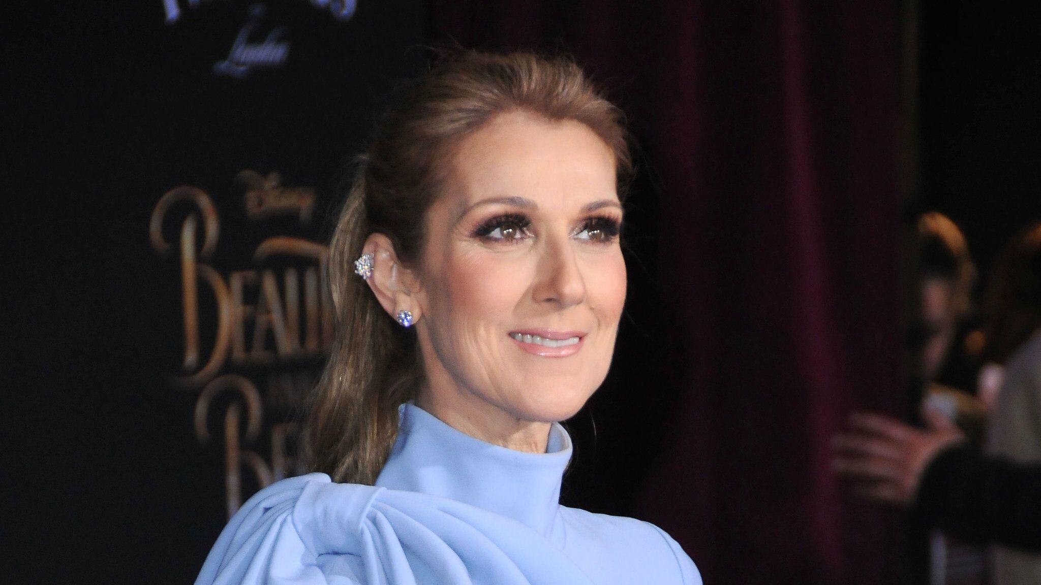 Céline Dion adresse un tendre message à ses jumeaux pour