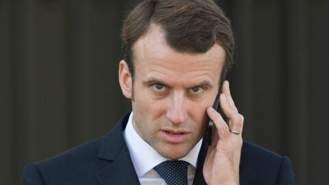 Emmanuel Macron victime de harcèlement téléphonique, la sentence est irrévocable