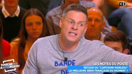 VIDEO Matthieu Delormeau fracasse Capitaine Marleau et son public: «C'est pathétique»