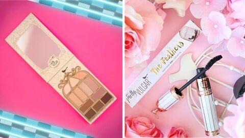 Make-up: Pretty Vulgar, la marque qui va vous faire adorer le vintage!