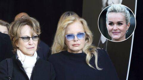 Laeticia Hallyday charge violemment Nathalie Baye et Sylvie Vartan, les ex de Johnny