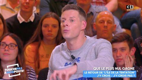 VIDEO Matthieu Delormeau raconte son casting pour L'Île de la tentation