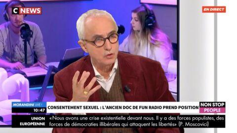 VIDEO Scandale Fun Radio: Christian Spitz, l'ancien Doc de Lovin' Fun, dézingue la radio