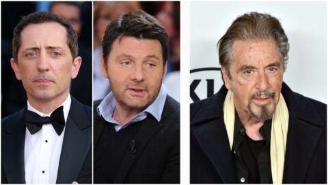 Gad Elmaleh et Philippe Lellouche dézinguent Al Pacino