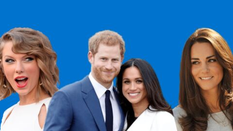 Podcast audio : Le fashion faux pas de Meghan Markle, la BA de Taylor Swift… Le Flash People du jour