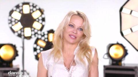 Pamela Anderson grillée dans les tribunes de l'OM pour applaudir son amoureux Adil Rami