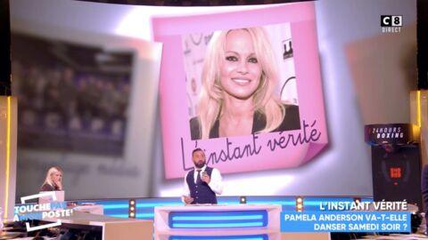VIDEO Pamela Anderson blessée: Cyril Hanouna dévoile un SMS de l'actrice