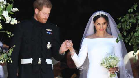 Meghan Markle : la très belle attention du prince Harry le jour du mariage