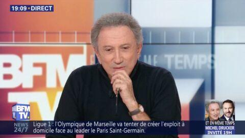 VIDEO Mort de Philippe Gildas: Michel Drucker raconte sa dernière visite à l'hôpital
