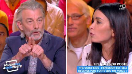 VIDEO The Voice Kids: Jenifer violemment taclée par Gilles Verdez dans Touche pas à mon poste