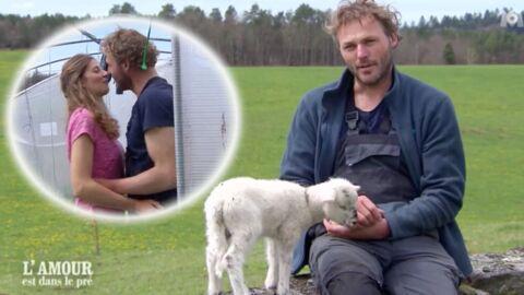 VIDEO L'amour est dans le pré: le GROS rapprochement de Samuel et de son invitée surprise