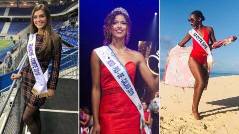 PHOTOS Miss France 2019: découvrez les 30 miss régionales!