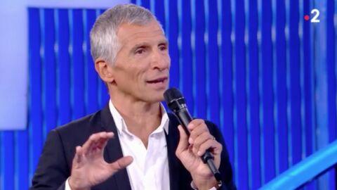 VIDEO Nagui: sa pique acerbe sur les prénoms adressée à Eric Zemmour