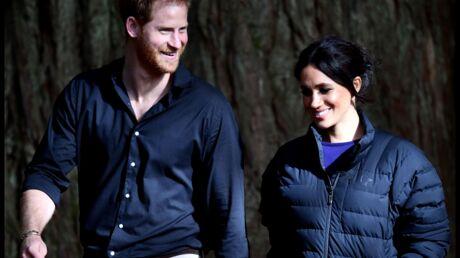 PHOTOS Le prince Harry bluffé face au sosie de Meghan Markle!