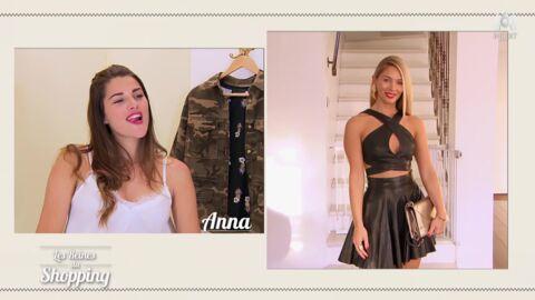 VIDEO Les Reines du shopping: la tenue très sexy d'une candidate fait craquer ses rivales