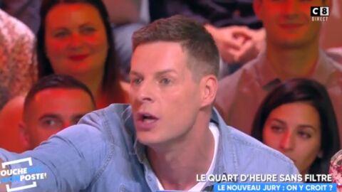 VIDEO TPMP: l'énorme tacle de Matthieu Delormeau à Cyril Hanouna