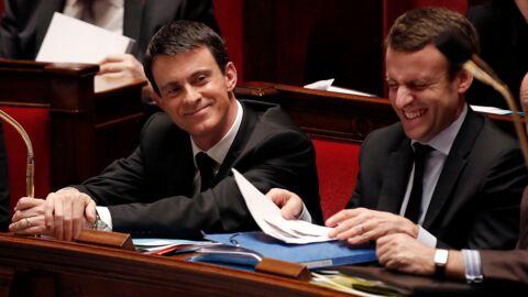 Manuel Valls: la petite phrase choc qu'il a adressée à Emmanuel Macron