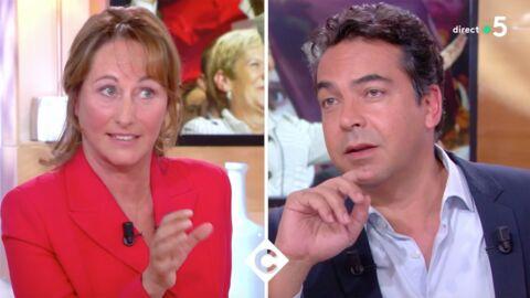 VIDEO Ségolène Royal: cette remarque qui a déclenché sa colère dans C à vous