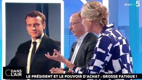 VIDEO Emmanuel Macron épuisé: sa femme Brigitte l'a poussé à prendre des jours de repos